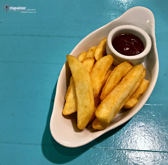 Fat Fries from Boutique Burger Kitchen