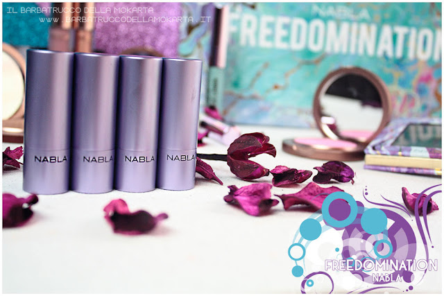 diva crime nabla cosmetics bullet freedomination collection summer lipstick diva crime