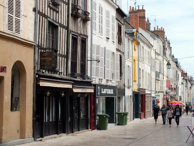 casco antiguo de Orléans