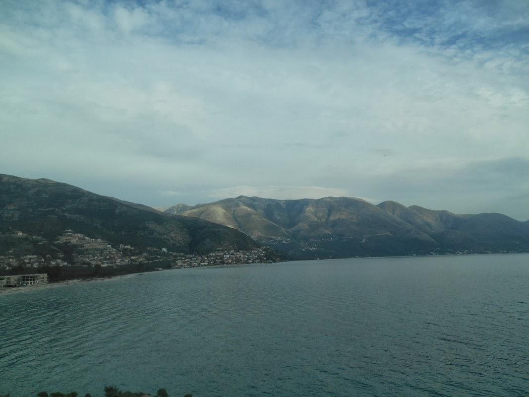 costa sud albania
