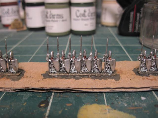 High Elf Spearelves