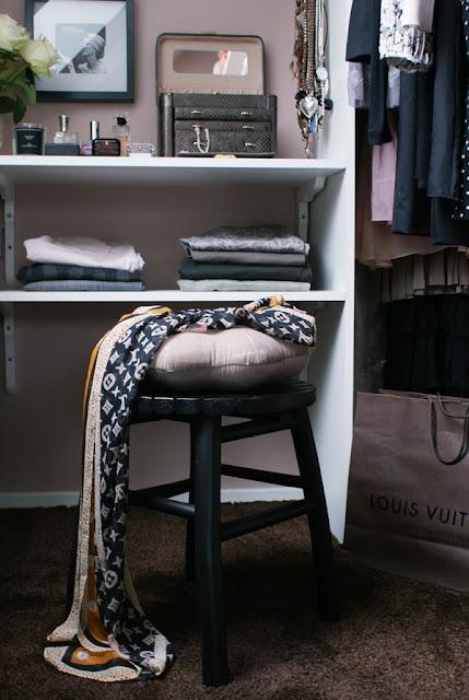 blog de decoração, reforma de quarto, decoração de closet, quadros decorativos