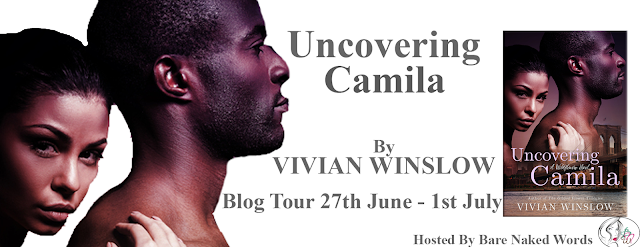 Release Blitz: Uncovering Camila by Vivan Winslow