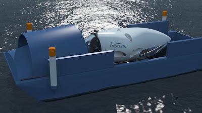 cara kerja kapal selam