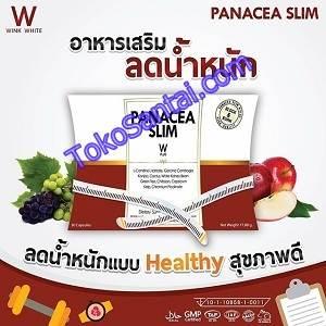 Panacea Slim Asli Wink White