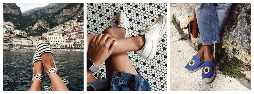 grecia sapato listrado tênis branco