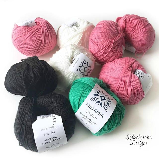 Millamia Cotton Yarn Review Blog Post