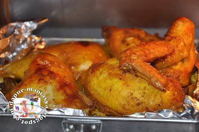 Ayam Bakar Mandhi