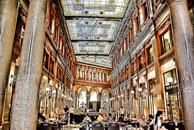 Galerias para comprar lembrancinhas e souvenirs em Roma