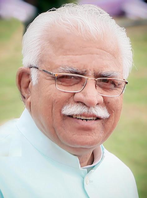 C-M-Manohar-Lal-Khattar-Haryana