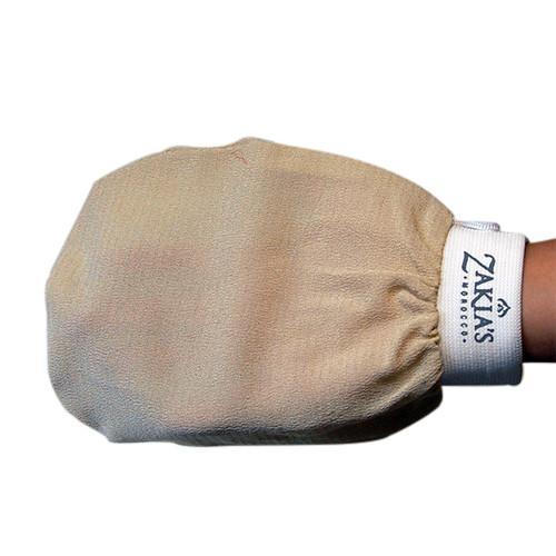 exfoliating, loofah glove, exfoliating glove, spa glove