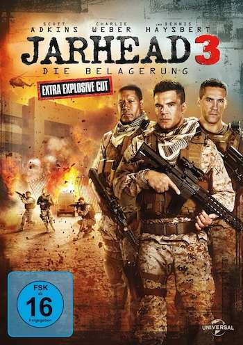 Jarhead 3 The Siege 2016 English Movie Download
