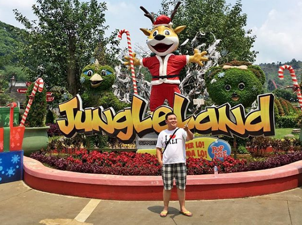 Liburan Keluarga Semakin Seru di Jungleland Adventure Theme Park