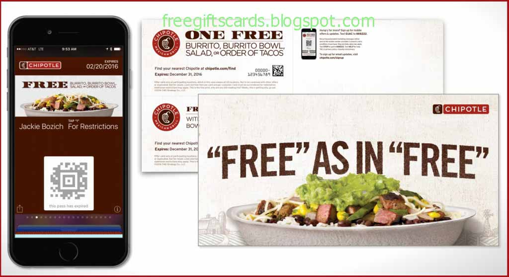 Discount Coupons And Promo Codes 2020 Chipotle Coupons