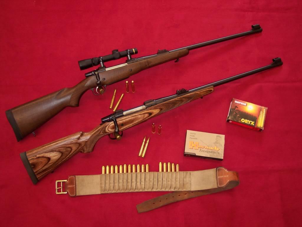 Ammo And Gun Collector Cz 550 Magnum Safari Rifles