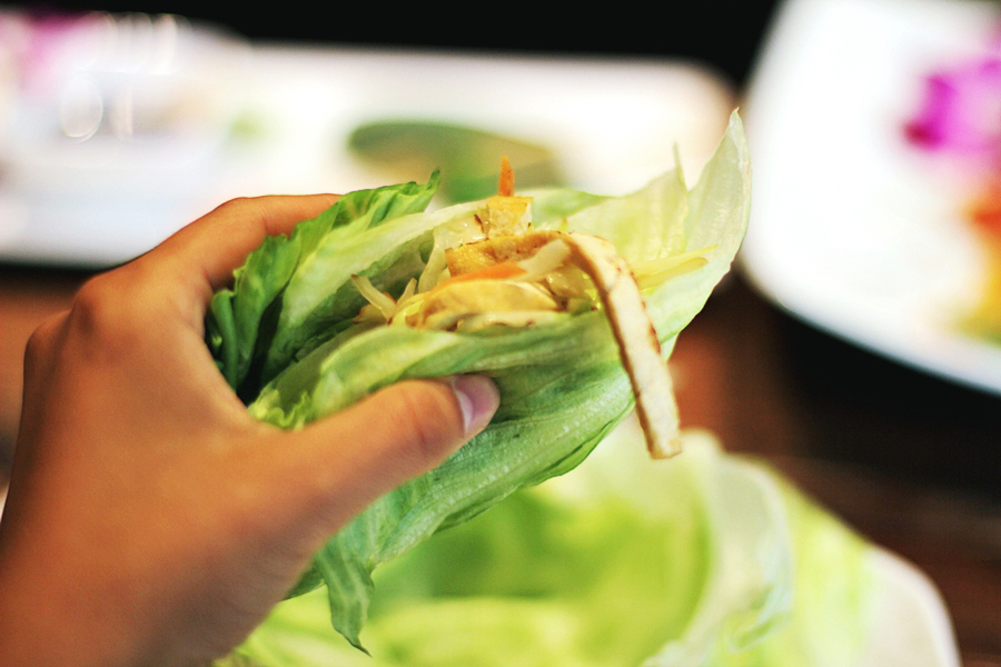 food wrap vegan
