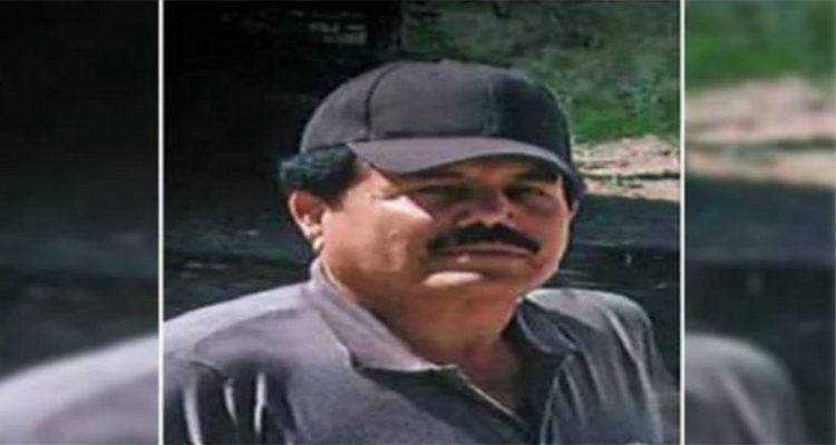 """VIDEO: Captan fuga de """"El Mayo"""" Zambada en convoy, durante operativo en Culiacán, Sinaloa."""