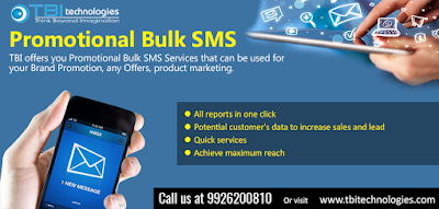 Promotional Bulk SMS Service Provider in Indore