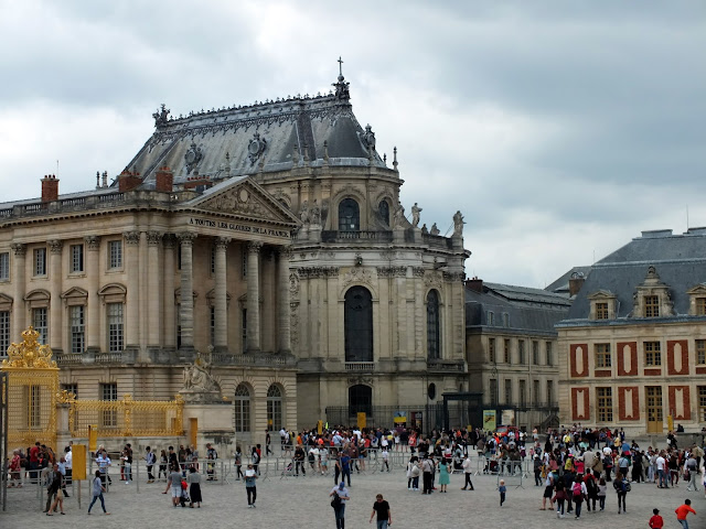 visitar versalles desde París
