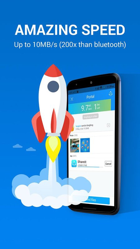 shareit apk android