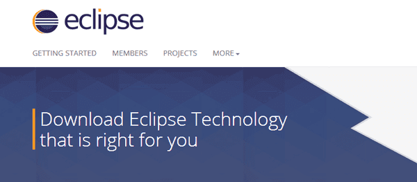 Eclipse شرح