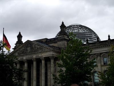 Berlin, Reichstag, Reichstagskuppel