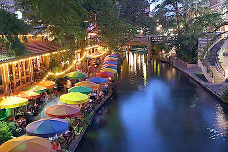 Riverwalk San Antonio Boardwalk