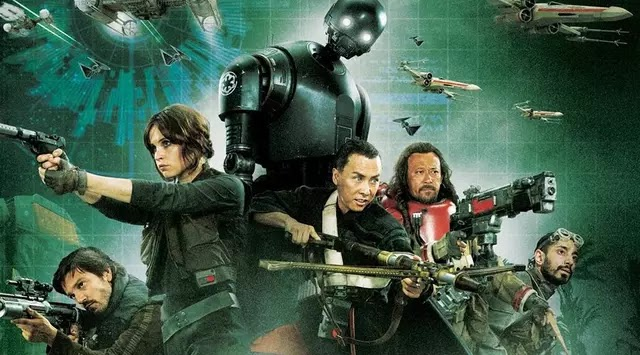 Screen ShotFilm Rogue One A Star Wars Story (2016)