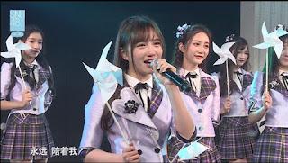 Fei Qinyuan fans club SNH48.jpg