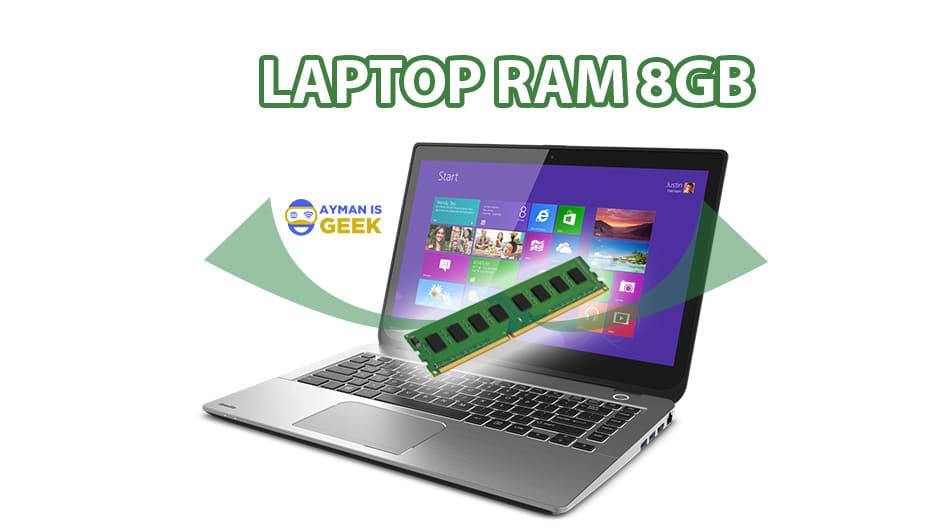 Top 5 Laptop RAM 8GB Murah dan Terbaik cocok buat desain dan gaming