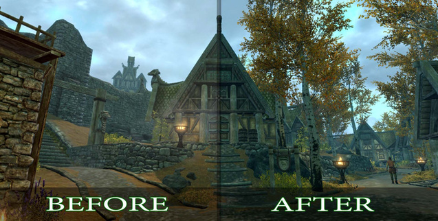 transforming tamriel the best skyrim mods for ps4