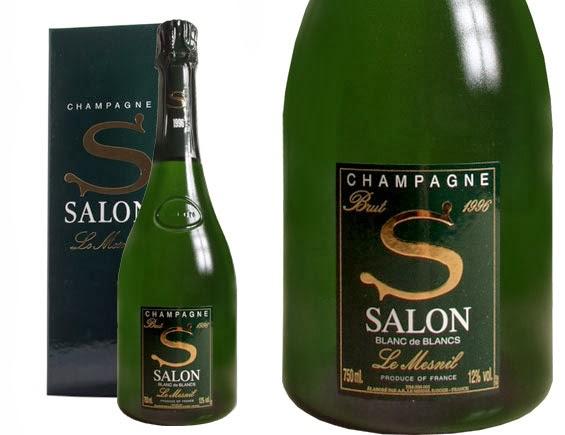 daniela wurdack: Luxe : le champagne Salon, très très cher!