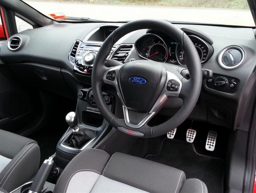 Ford Fiesta ST 2013 Indonesia