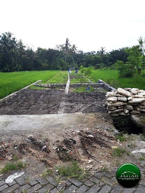 Rumah Baru dekat Pabrik Gula Madukismo