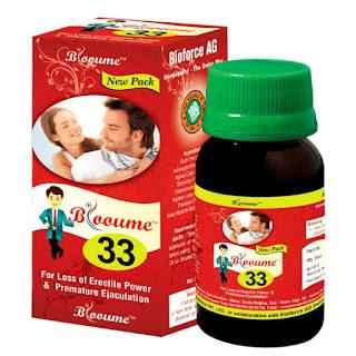 Blooume 33 Viryagro drops for Impotence. ब्लूमि ३३ (वीर्यग्रो ) ड्राप्स