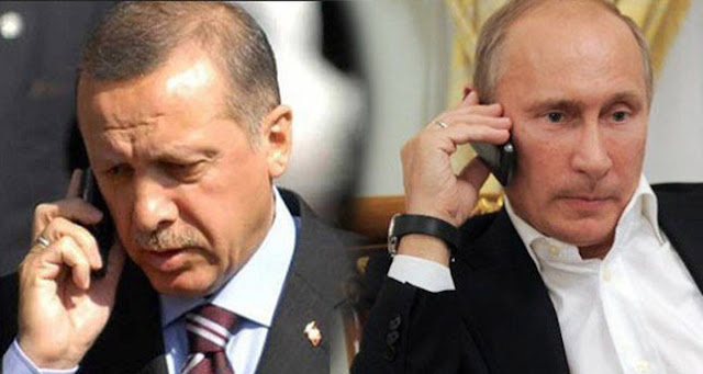 Putin and Erdogan talk strategic partnership, lifting sanctions - Like This Article