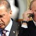 Putin and Erdogan talk strategic partnership, lifting sanctions