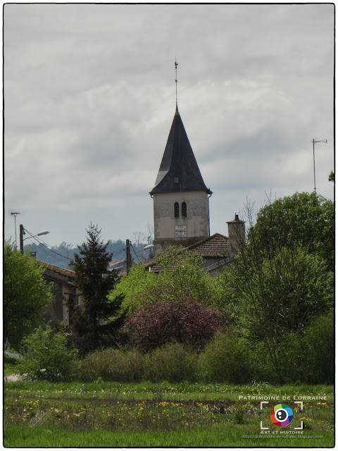 VITREY (54) - A la découverte du village