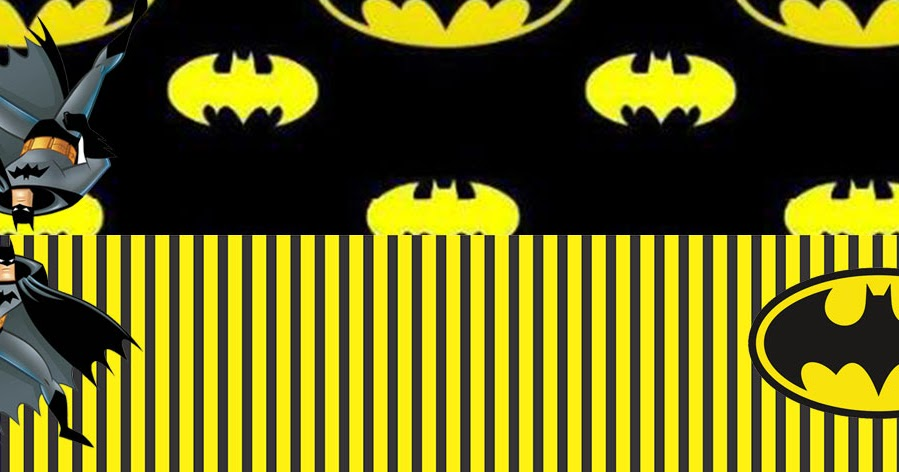 Batman Party Free Printable Candy Bar Labels Oh My