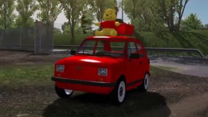 Fiat 126 v 2.0 car mod fixed