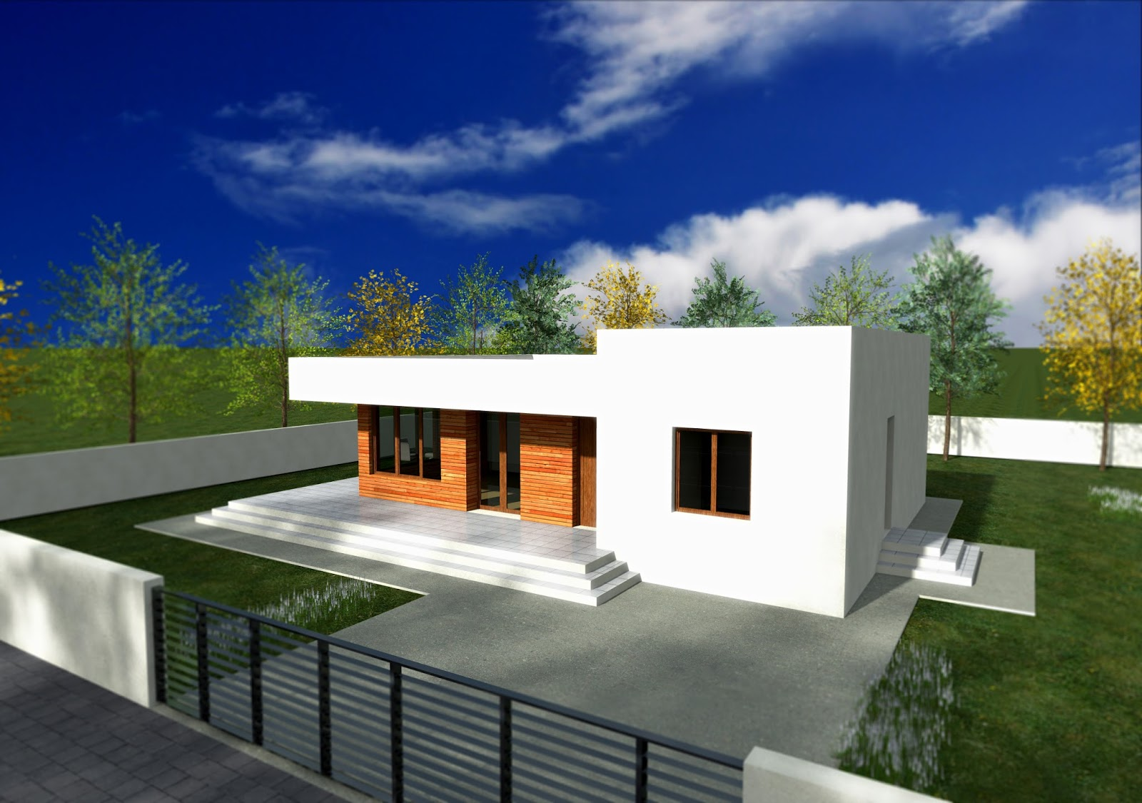 Want to build a house here are some free modern house Build your dream home online free