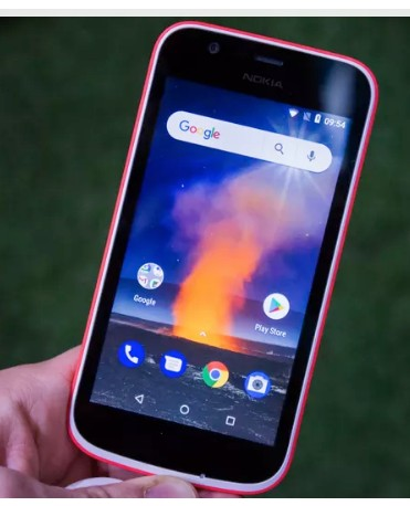 Nokia 1 running Android Go