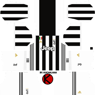 Juventus Kits 2017/2018 - Dream League Soccer