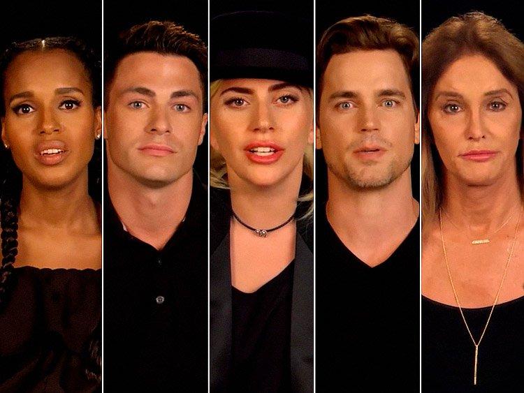 49 artistas participam de homenagem às vítimas do massacre de Orlando