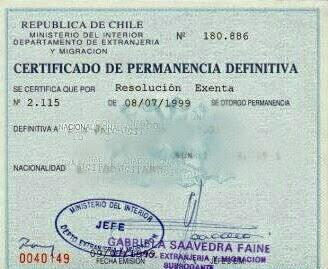 trabajar en dinamarca para chilenos