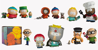 Kidrobot x South Park Mini Figure Series