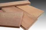 Flooring kayu Bengkirai grade A
