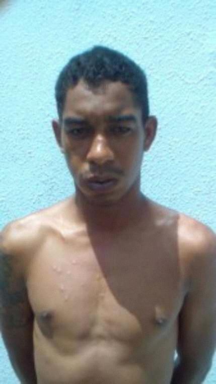 suspeito de 100 homicídio em Maceió é preso, conhecido por bocão.