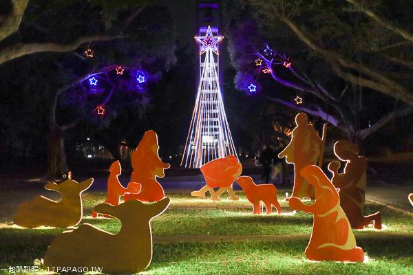台中西屯|2018東海聖誕祭12/10-12/25|東海大學聖誕節活動|路思義教堂