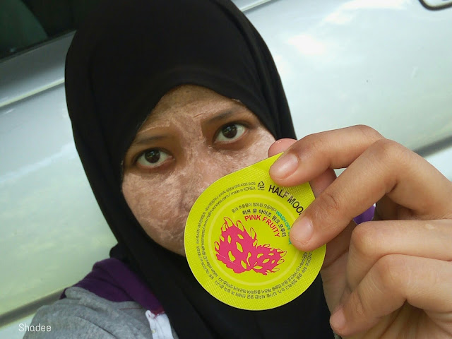 HME Pink Fruity Mask